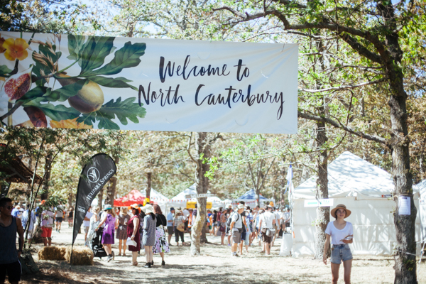 The North Canterbury Wine and Food Festival