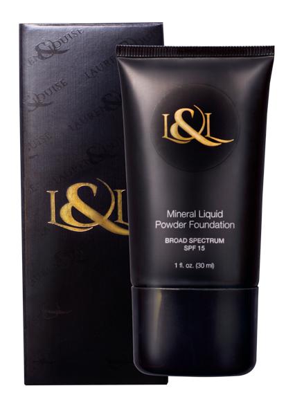 LAUREN & LOUISE LIQUID POWDER FOUNDATION