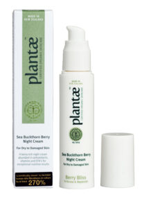 PLANTAE SEA BUCKTHORN BERRY NIGHT CREAM