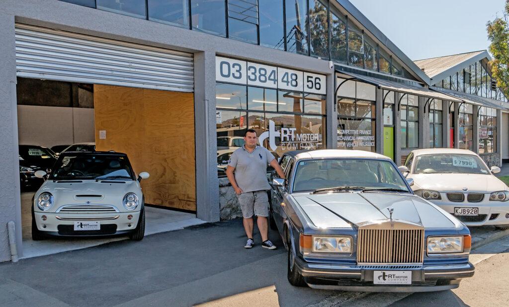 RT Motor Company