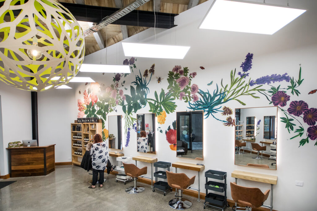 Earth Organic Hairdressing