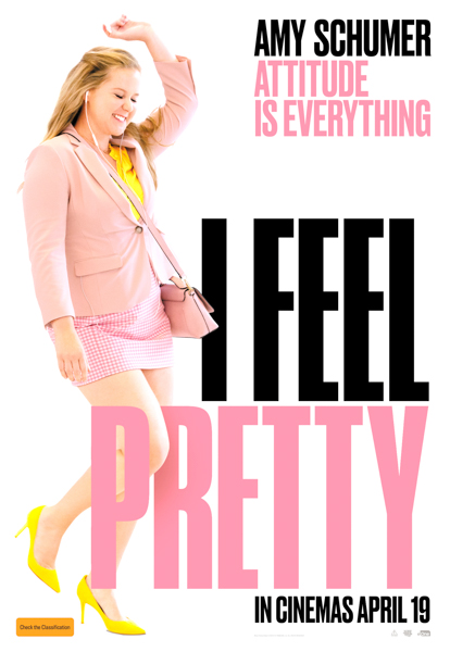 "Amy Schumer ""I Feel Pretty"""