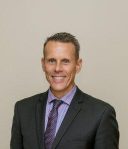 Scott Thelning Principal of The Cathedral Grammar School