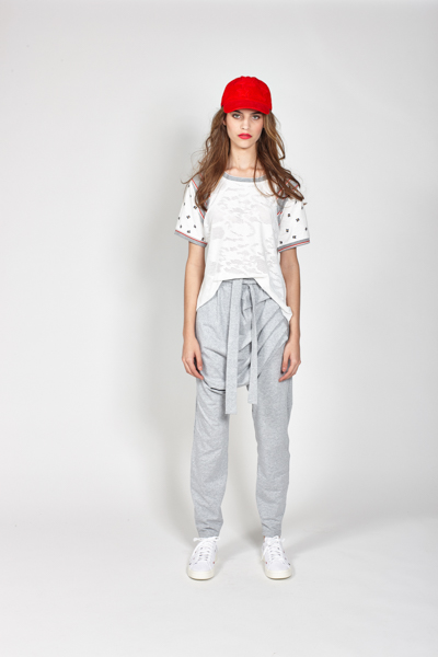 Leo+Be Thrill Tee And Rome Pant