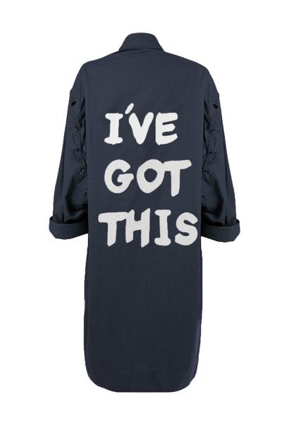 COOPER I Got This coat, $449