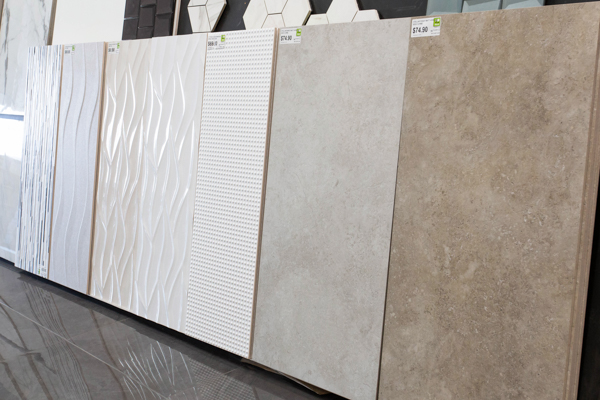 Tiling talents: Tilemax has the range and customer service