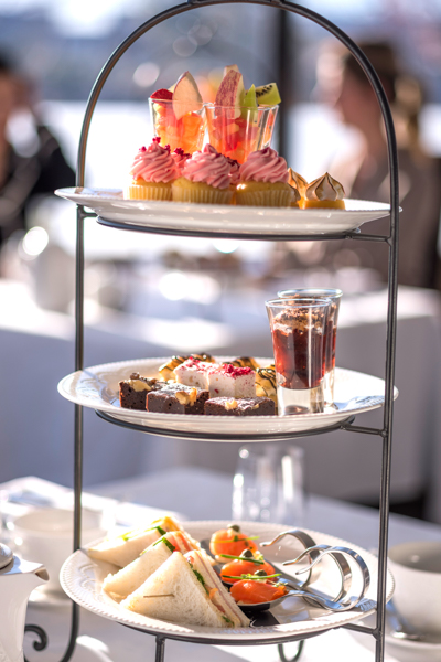 Pink Ribbon High Tea at The george