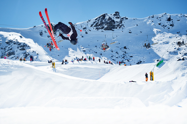 THE REMARKABLES TERRAIN PARK