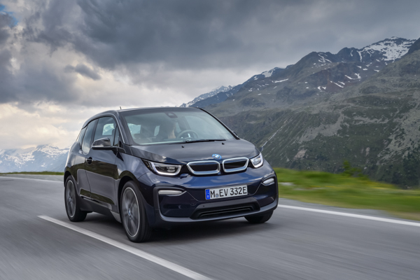 Electrically Charged This Little Electric Bmw Is All Powered Up And