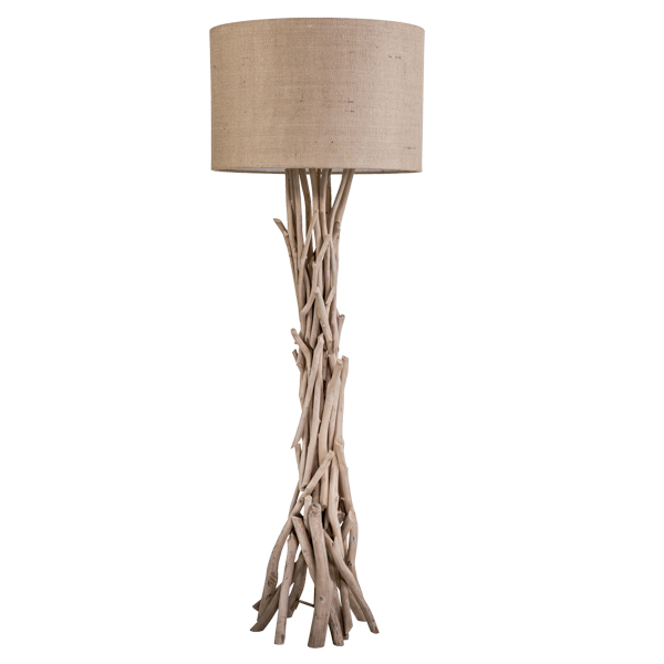 FREEDOM TWISTED FLOOR LAMP