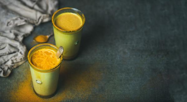 A golden elixir