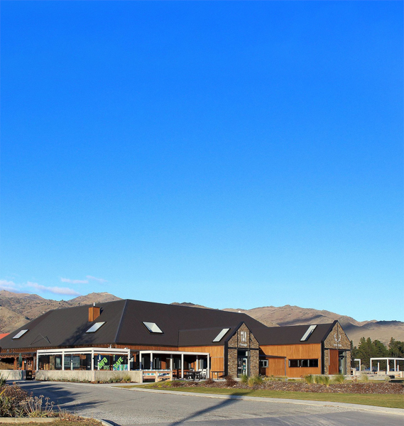 Golden Gate Lodge