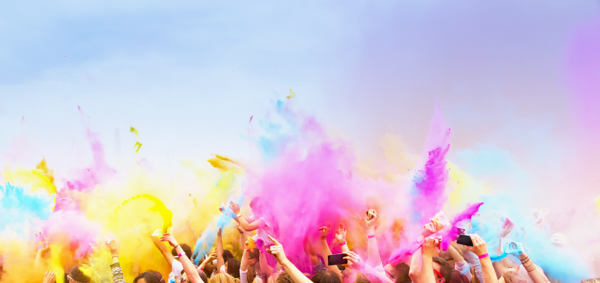 The Colour Zone Run