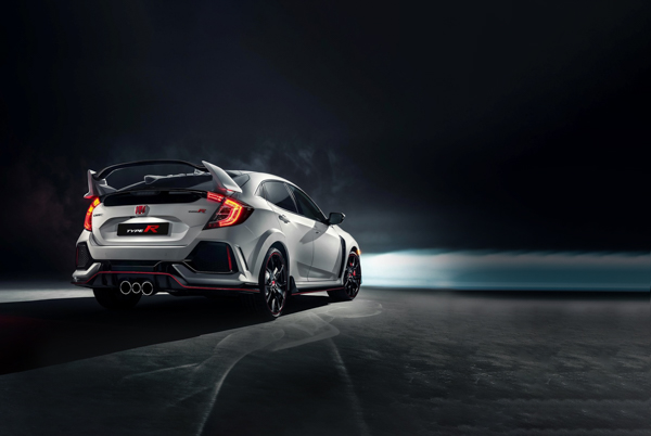 Honda's new Civic Type R
