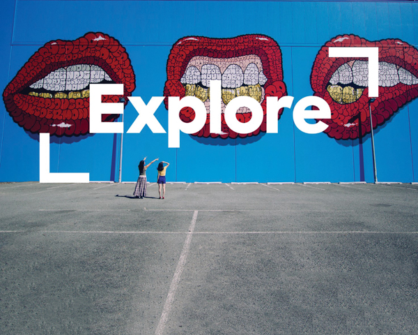 Explore Christchurch campaign