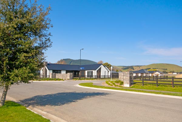 The Ardrossan subdivision