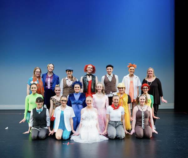 Evolution School of Dance