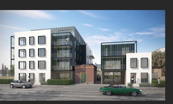 Latimer Central Apartments
