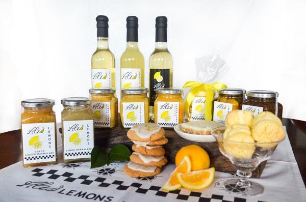Ali's Lemons