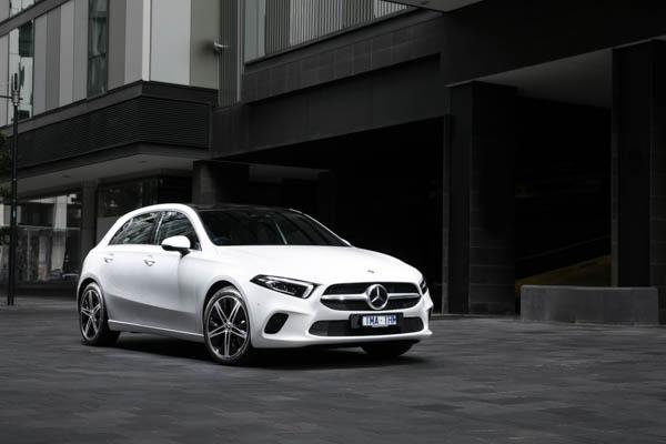 Mercedes A200 hatch