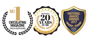 Metropol Badges