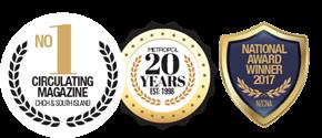Metropol Badges