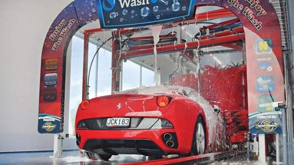 Auto Express Car Wash