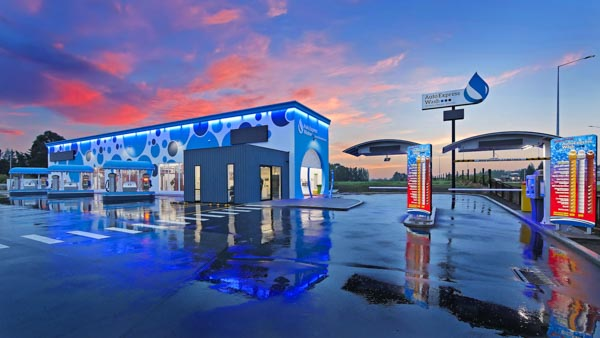Auto Express Car Wash