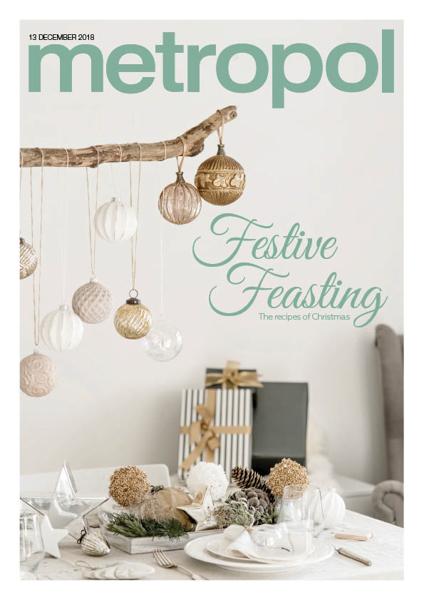 Metropol Mag 13 December cover