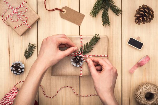 Zero-waste Christmas