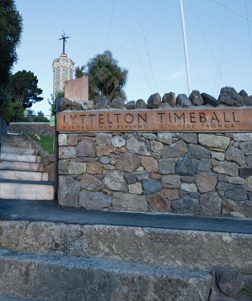 Lyttelton Timeball Station
