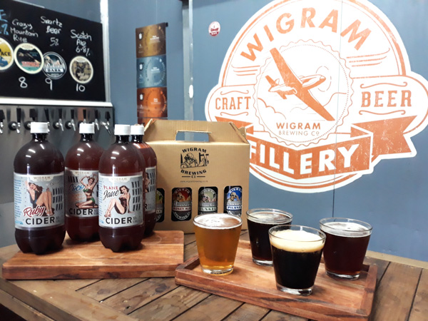 Wigram Brewing Co
